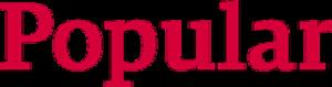 Banco Popular Español - Image: Banco Popular Español logo