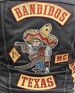 Bandidos MC criminal allegations and incidents Criminal incidents involving the Bandidos Motorcycle Club