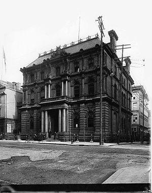 Molson Bank - Image: Banque Molson