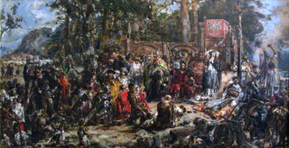The Baptism of Lithuania