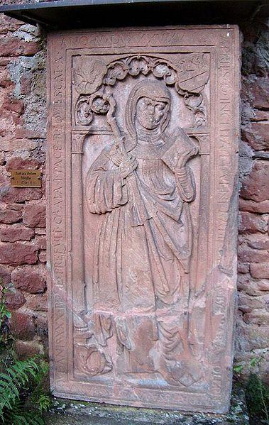 File:Barbara Göler von Ravenburg Epitaph.jpg