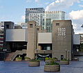 Barbican Centre plaza in late afternoon light.jpg