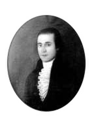 Massachusetts Attorney General - Image: Barnabas Bidwell By John Brewster Jr