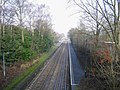 Barnt Green Station from Hewell Lane Bridge - geograph.org.uk - 1119532.jpg