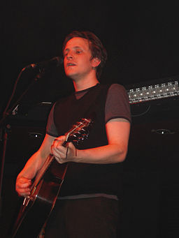 Barry Hyde of The Futureheads
