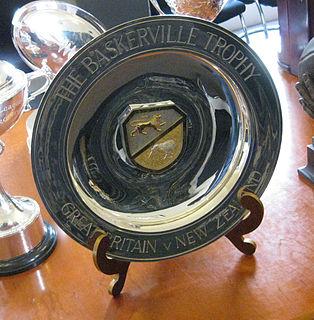 Baskerville Shield