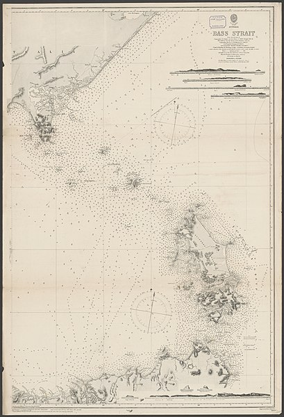 Bass Strait 1898 nautical chart.jpg