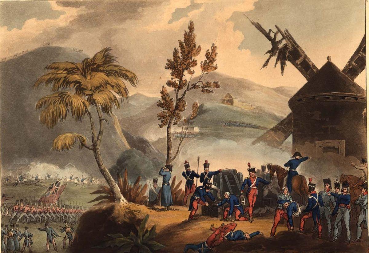 Battle Of Rolica Wikipedia