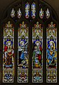 Bath Abbey, Stained glass window (21719134300).jpg