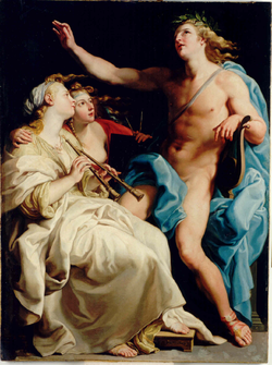 Batoni Apollo and two Muses.png