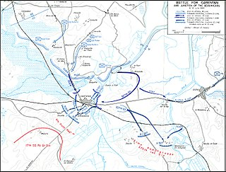 Battle of Carentan battle