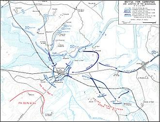 Mission Albany - Carentan, 8–12 June 1944