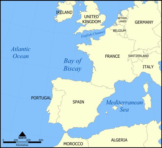 מפרץ ביסקאי - הפודקאסט עושים היסטוריה