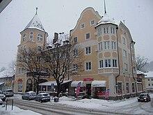 Hotel Bayerischer Hof Bodensee