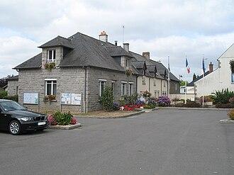 Beaucé - Town hall