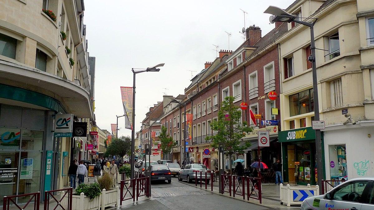Beauvais wikipedia - Chambre des metiers de beauvais ...