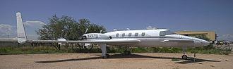 Beechcraft Starship - Beechcraft Starship NC-23 at the Pima Air and Space Museum, Tucson, Arizona