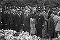 Begrafenis brandweermeester J. Huiskens , omgekomen bij Marbon, Oosterbegraafpla, Bestanddeelnr 924-8149.jpg