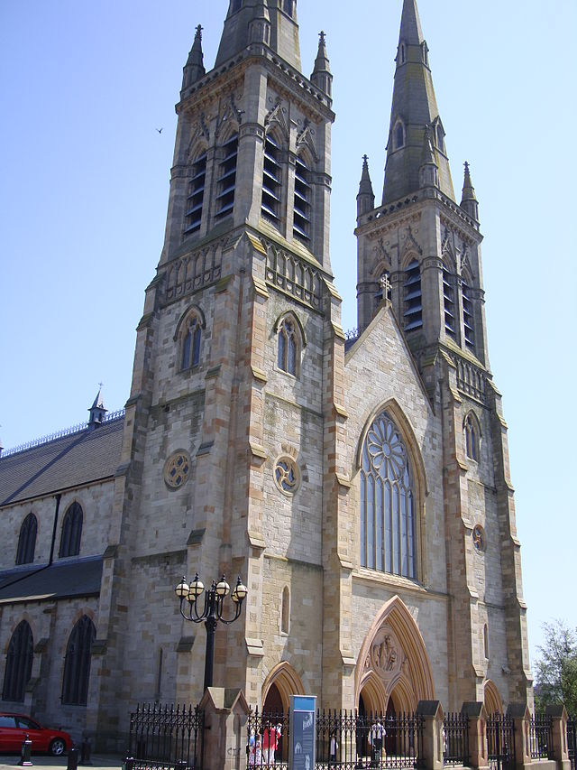 St Peters Cathedral (RC)
