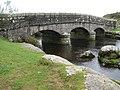 Bellever Bridge - geograph.org.uk - 1025290.jpg