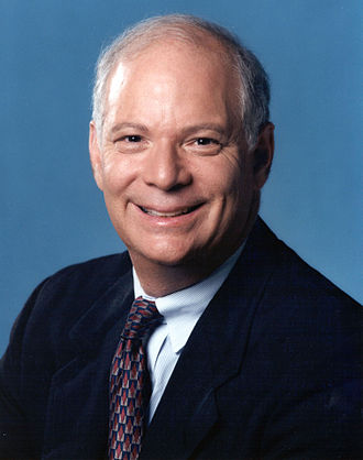 United States Senate election in Maryland, 2006 - Image: Ben Cardin portrait