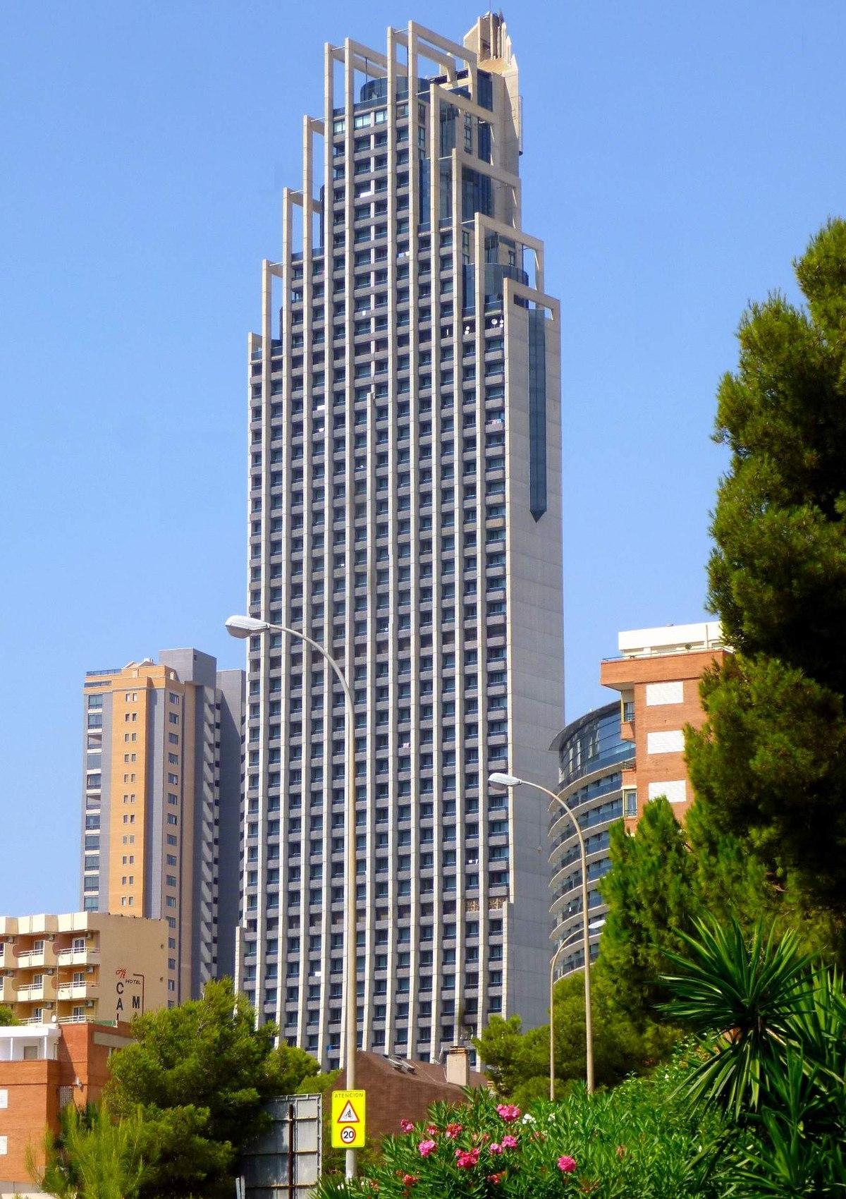 Hotel Benidorm  Etoiles