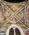 Benozzo Gozzoli - View of the vaults - WGA10316.jpg