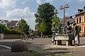 Bensdorf, sculptuur op de Untere Vallendarer Strasse foto5 2017-06-01 15.55.jpg