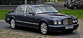 Bentley Arnage R (Facelift) – Frontansicht (3), 3. September 2012, Düsseldorf.jpg