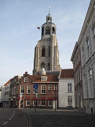 Bergen op Zoom - Gertrudiskerk