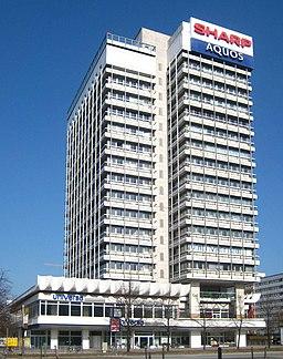 Berlin, Mitte, Alexanderstrasse 7, Haus des Reisens