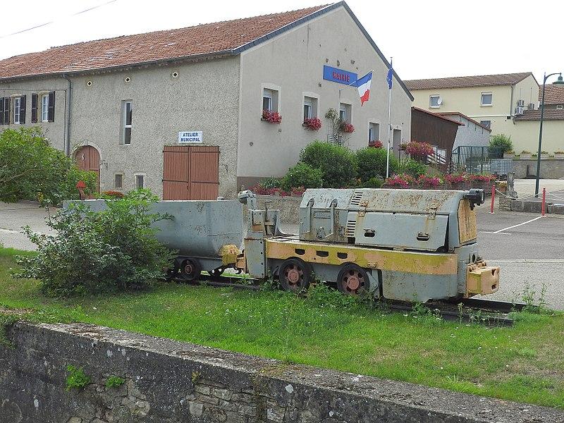 Berry 2755 T4, B-dm, Marange-Zondrange, 23.07.2017