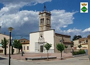 Bescanó - St. Laurence's parish church