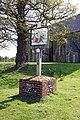 Besthorpe signpost - geograph.org.uk - 1277924.jpg