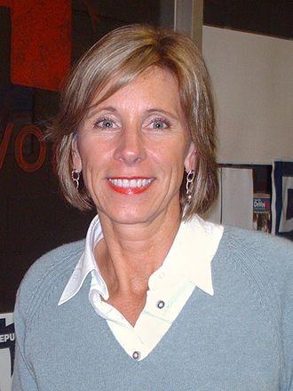 Betsy DeVos - DeVos in 2005