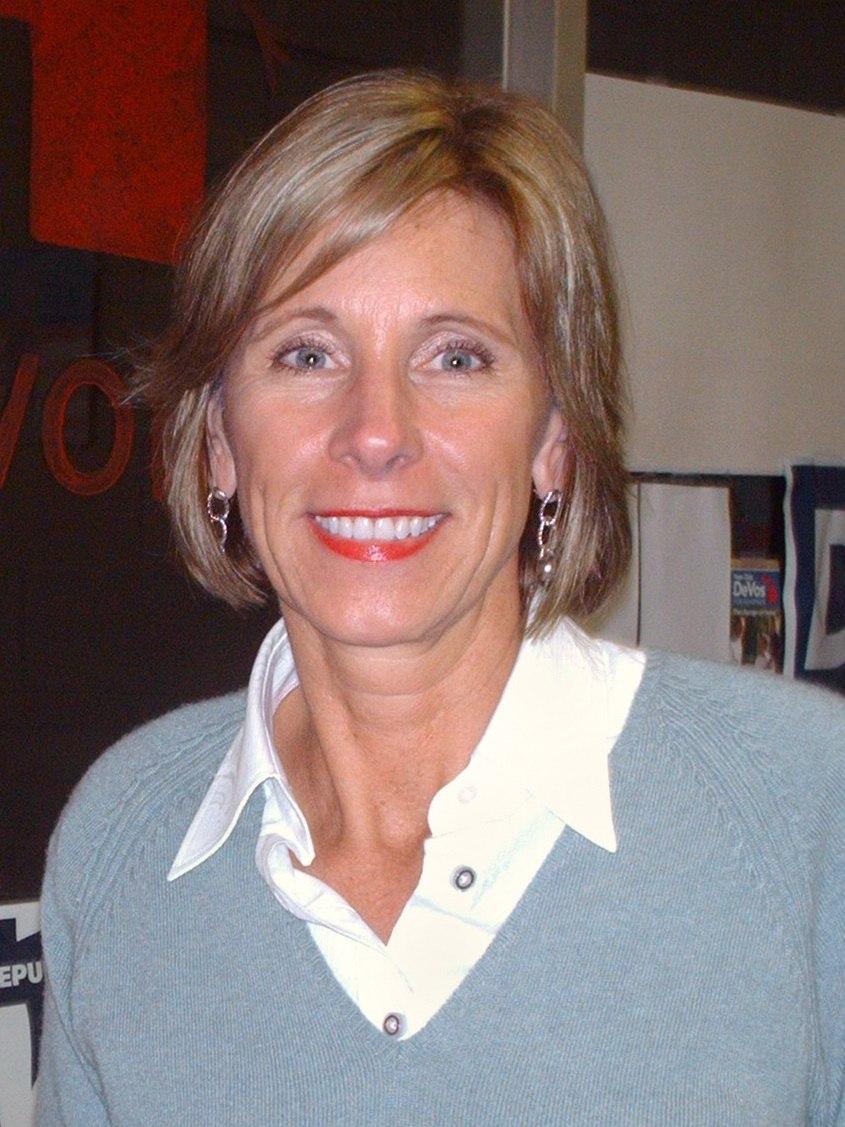 Betsy DeVos 2005 crop