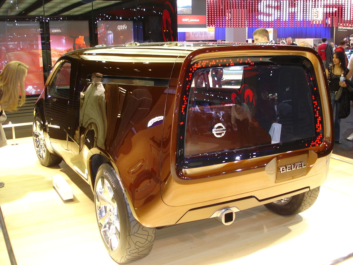 Nissan bevel wikipedia vanachro Gallery