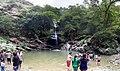 Bhalugad Waterfall near Nainital Uttarakhand.jpg