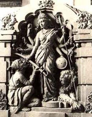 Chandoli National Park - According to folk tales, goddess Bhavani gave a divine sword to Shivaji.