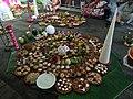 Bhog,decorated sweets and food in Shakta rash 4.jpg
