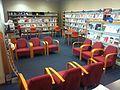 Biblioteca Pública de Tarragona- Zona de lecutra de Revistes.JPG