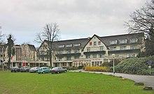 Hôtel de Bilderberg, à Oosterbeek, aux Pays-Bas, lieu de la première conférence Bilderberg en 1954.