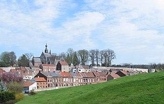 Binche Municipality in French Community, Belgium