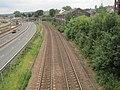 Bingley 1st railway station (site), Yorkshire (geograph 5044221).jpg