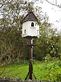 Bird House outside Licswm - geograph.org.uk - 272873.jpg