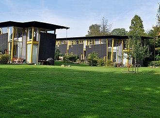 Birkerød - Bikerød Søhuse