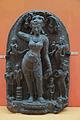 Birth of Siddhartha - Basalt - ca 10th Century CE - Pala Period - Nalanda - ACCN 8670 - Indian Museum - Kolkata 2016-03-06 1474.JPG