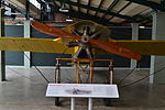 Blériot XXVII at the RAF Museum (front view).JPG