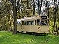Blackpool Tramway Brush Railcoach car 280 at Heaton Park Tramway (Geograph-4452711-by-David-Dixon).jpg
