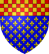 Coat of arms of Meulan-en-Yvelines